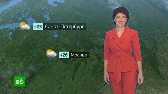 Утренний прогноз погоды на 18июня.Москва, Санкт-Петербург, погода, прогноз погоды.НТВ.Ru: новости, видео, программы телеканала НТВ