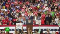 «Сохраним Америку великой»: Трамп выступил снеожиданными предвыборными обещаниями