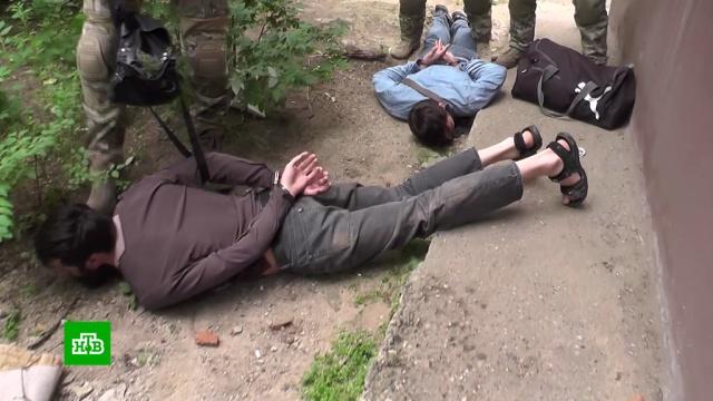 Масштабные обыски по делу офинансировании ИГ прошли вРоссии.Исламское государство, обыски, терроризм.НТВ.Ru: новости, видео, программы телеканала НТВ