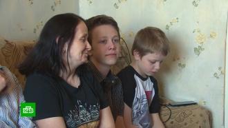 Власти Набережных Челнов предложили помощь семье беженцев после прямой линии