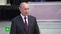 Путин: никаких доказательств вины России вкатастрофе MH17нет