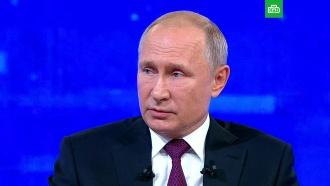 Путин: сложности с выпуском косаток из «китовой тюрьмы» связаны с большими деньгами