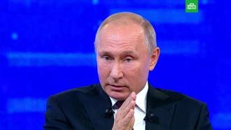 Путин объяснил, почему всегда остается вежливым