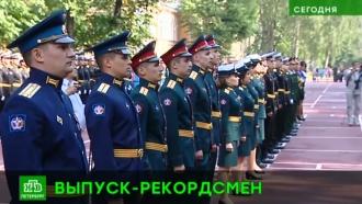 <nobr>Военно-медицинская</nobr> академия установила рекорд по количеству выпускников