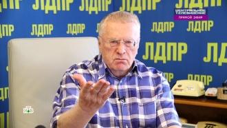 Жириновский обвинил Госдуму в«предательстве русских»