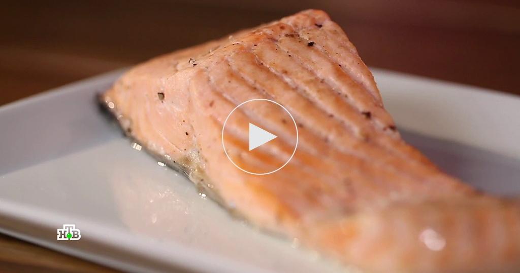 Жирный плюс для здоровья: красная рыба иее польза