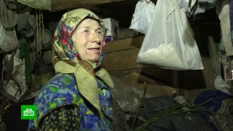 Отшельнице Агафье Лыковой подарили новые окна