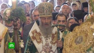 В Киево-Печерской лавре начались торжества в честь 75-летия главы УПЦ