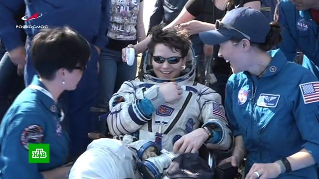 Экипаж МКС успешно вернулся на Землю, несмотря на нештатную ситуацию.МКС, НАСА, Роскосмос, космонавтика.НТВ.Ru: новости, видео, программы телеканала НТВ