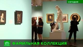 Спустя век в Эрмитаже встретились экспонаты из коллекции Павла Строганова