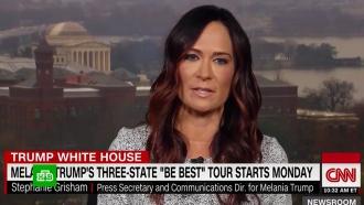 Трамп назначил помощницу жены <nobr>пресс-секретарем</nobr> Белого дома