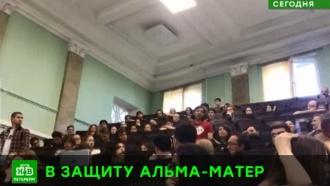 Студенческий совет института истории СПбГУ сказал «нет» оптимизации