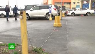 Камчатский бизнесмен лишил горожан бесплатных парковочных мест