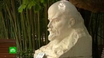 Ленин ибогиня Флора борются за место вкрымском ботаническом саду
