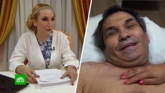 В отравлении Бари Алибасова заподозрили его диетолога