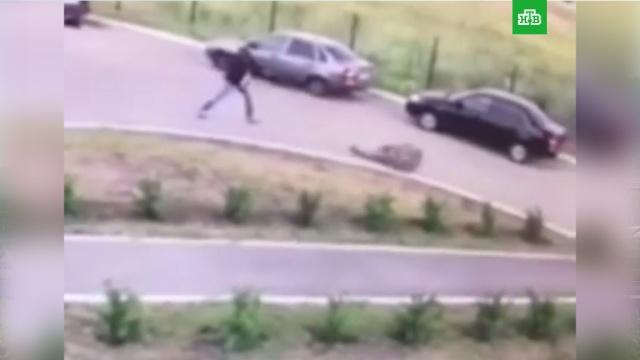 Убийство главы клуба «Ахмат» в Тольятти попало на видео.Тольятти, единоборства, убийства и покушения.НТВ.Ru: новости, видео, программы телеканала НТВ