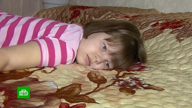Маленькой Рите нужны 16электродов, чтобы спасти отказывающий мозг.благотворительность, болезни, дети и подростки, медицина.НТВ.Ru: новости, видео, программы телеканала НТВ