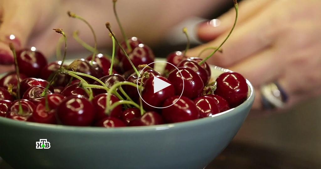 <nobr>Чудо-ягода</nobr>: как черешня продлевает молодость ивредит кишечнику