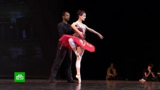Звезды мирового балета выступили вКаннах впамять оМайе Плисецкой