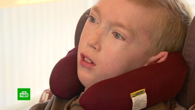 Десятилетнему Феде срочно нужны средства на спасительный аппарат.SOS, благотворительность, дети и подростки.НТВ.Ru: новости, видео, программы телеканала НТВ