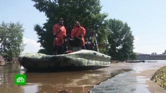 Наводнение вИркутской области: как люди выживают взоне бедствия