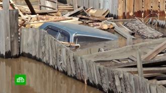 ВИркутской области подсчитывают ущерб от наводнения