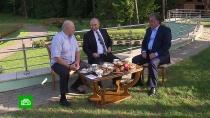 Путин, Лукашенко и Рахмон обменялись дружескими подколками