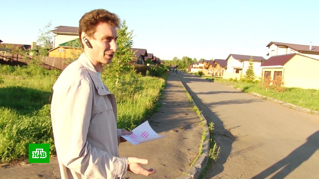 Плати и иди: выкупивший 8 улиц бизнесмен требует деньги с жителей поселка под Омском