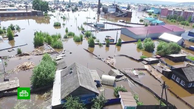В пострадавшем от наводнения Тулуне не было системы оповещения.Иркутская область, наводнения.НТВ.Ru: новости, видео, программы телеканала НТВ