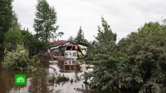 Число жертв паводков вИркутской области увеличилось до 18