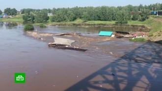 Затопленными остаются больше 40 населенных пунктов Иркутской области
