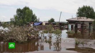 Из-за наводнения в Иркутской области госпитализированы более 200 человек