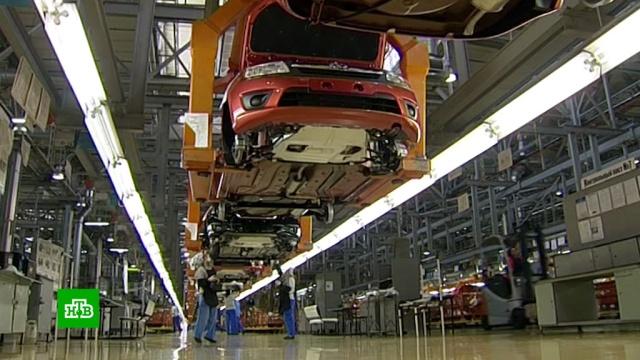 «АвтоВАЗ» приостановил производство из-за сбоя поставок.АвтоВАЗ.НТВ.Ru: новости, видео, программы телеканала НТВ