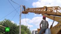 Пять лет без света: вдонецкий поселок вернут электричество