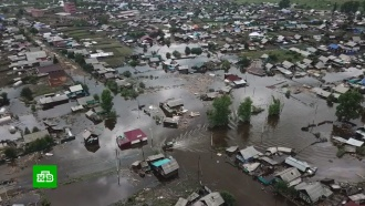 В Иркутской области начались выплаты пострадавшим от наводнения