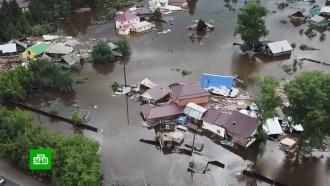 ВИркутской области за сутки подтопило еще пять поселков
