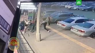 Отец с двумя сыновьями устроили резню в Красноярске