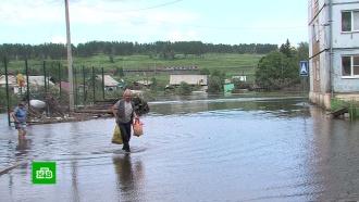 В затопленном Тулуне мошенники перепродают гуманитарную помощь