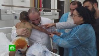 Ожоги, укусы и перелом: в Ингушетии искалечили 7-летнюю девочку