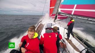 Российские яхтсмены победили врегате Nord Stream Race