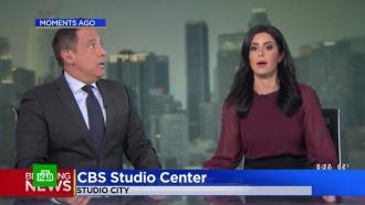 Землетрясение застало американских телеведущих впрямом эфире