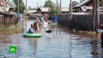 Росгвардия взяла под охрану пункты выдачи гуманитарной помощи в Иркутской области