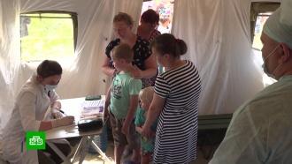 ВИркутской области более 30тысяч человек привили от гепатита
