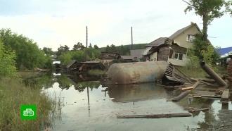 Иркутское наводнение: отрезанные от мира жители Аршана обвинили власти вбездействии