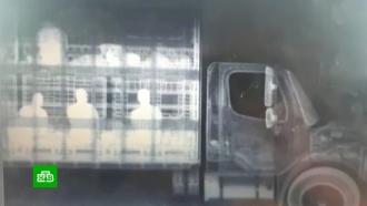 В Мексике десятки мигрантов в грузовике нашли с помощью рентгена