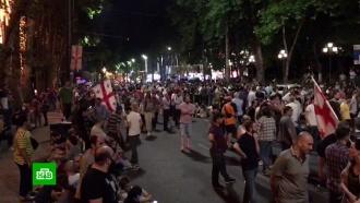 Грузины требуют сменить руководство «Рустави 2»