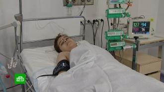Уникальная операция московских хирургов спасла жизнь 13-летнего мальчика