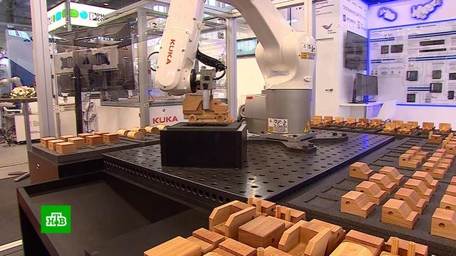 На саммите в Екатеринбурге решили спасать планету с помощью ИИ и роботов.климат, наука и открытия, образование, технологии.НТВ.Ru: новости, видео, программы телеканала НТВ
