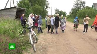 Унизительная ситуация: жители карельского села остались без еды