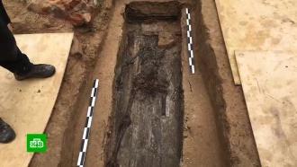 Под Смоленском нашли могилу полководца наполеоновской армии